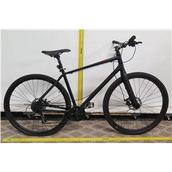 Raleigh Black Men's Road Bike