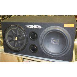 Polk Audio MM Kicker Audio Speaker
