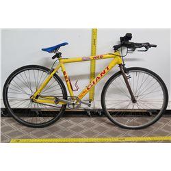 Giant SE1 XtC Yellow Men's Road Bike w/ Racing Handlebars