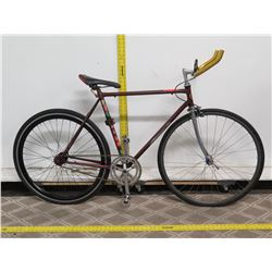 Free Spirit Men's Black Road Bike