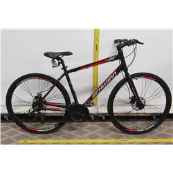 Schwinn Circuit Black Men's Road Bike