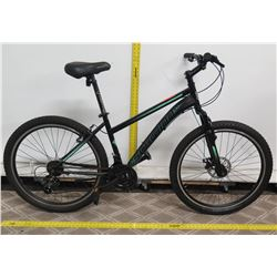 Schwinn Sidewinder 21 Speed Black Women's Mountain Bike