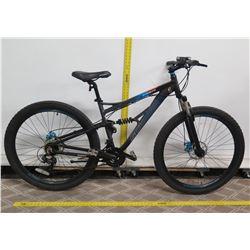 Schwinn Ember Black Dual Suspension Men's Mountain Bike