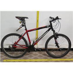 Cannondale F9 Black Men's Mountain Bike