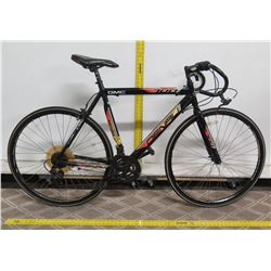 GMC Denali 700 Road Series Black Men's Bike