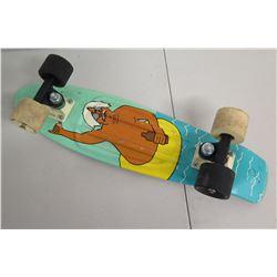 Penny Australia Skateboard w/ Man in Water w/ Shaka Design