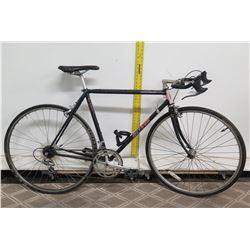 Miyata Nine Twelve Gray Men's Commuter Road Bike