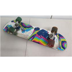 Alien Workshop Skateboard w/ Metallic Design