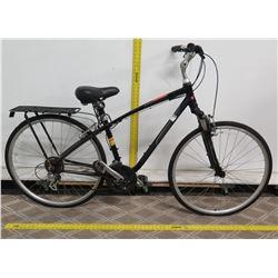 Giant Colony Black Men's Road Bike w/ Rear Rack