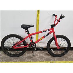 Giant Red Boy's BMX Trick Bike