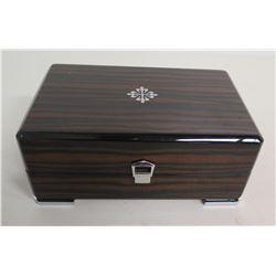 Patek Philippe Geneve Empty Wooden Watch Box