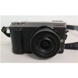 Panasonic Lumix DMC-GX58 4K Mirrorless Camera w/ H-FS12032 Lens