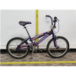 Mongoose Lady Goose Girls Blue BMX Trick Bike