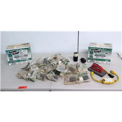 Ground Circuit Interrupter, Stop Gap Insulating Foam Cans & Bryant Locking Plugs