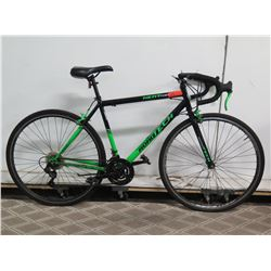 Kent Roadtech 700C Green Men's Road Bike w/ Racing Handlebars