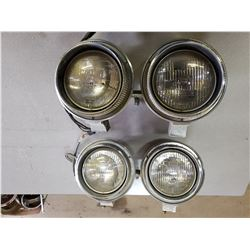 1959 IMPERIAL HEADLIGHTS LEFT AND RIGHT NO RESERVE