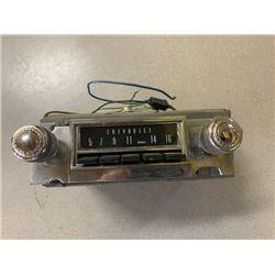 CHEVROLET DELCOM GM IMPALA RADIO 1965 1966 NO RESERVE