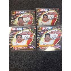 NO RESERVE 4 DARRELL WALTRIPS NASCAR RACING CHALLENGE TRIVIA GAMES