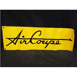 3 FT AIR COUPE AIRPLANE BANNER NO RESERVE