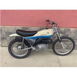 1973 BULTACO TRIAL BIKE 250 NO RESERVE