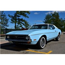 1972 FORD MUSTANG NOTCHBACK