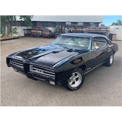1969 PONTIAC GTO 4 SPEED