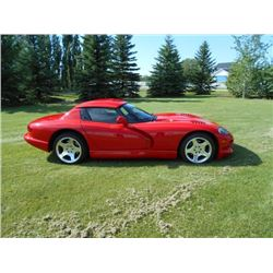 NO RESERVE! 2000 DODGE VIPER RT/10