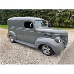 1947 FARGO PANEL VAN CUSTOM