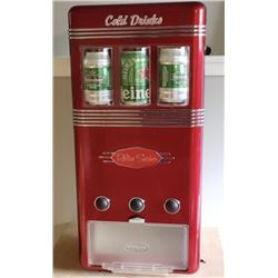 COLLECTIBLE RETRO SERVER COLD DRINK COOLER NO RESERVE