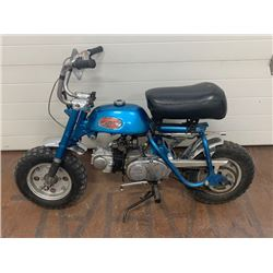 1971 HONDA MINI TRAIL 50CC NO RESERVE