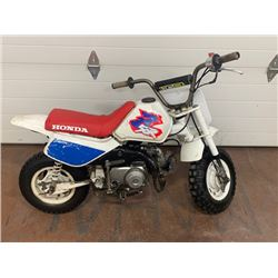 1993 HONDA 50R DIRT BIKE NO RESERVE