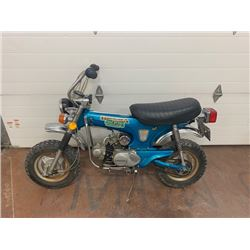 1974 HONDA TRAIL CT70 NO RESERVE