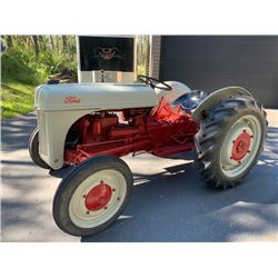 1947 FORD 9N TRACTOR FULLY RESTORED