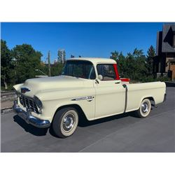 1955 CHEVROLET 3100 CAMEO PICK UP