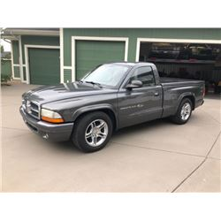 2002 DODGE DAKOTA RT