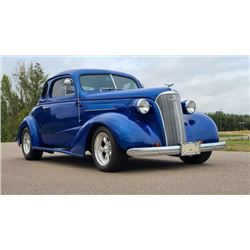 1937 CHEVROLET COUPE CUSTOM