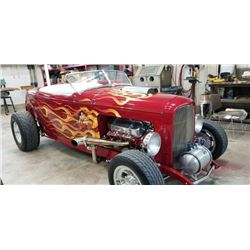 3:30PM SATURDAY FEATURE 1932 FORD HIGHBOY ROADSTER