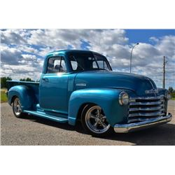 1952 CHEVROLET 1300 CUSTOM STREET ROD