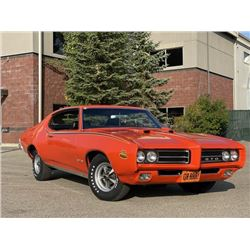 1969 PONTIAC GTO JUDGE RAM AIR III 400