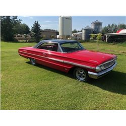 RESERVE LIFTED! SELLING !1964 FORD GALAXY 500