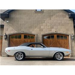 1972 DODGE CHALLENGER 440 SIX PACK 575HP PROTOUR CUSTOM