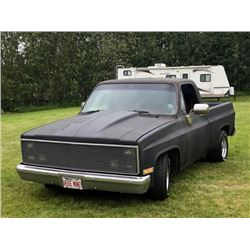 1985 CHEVROLET SILVERADO FULLY LOADED 383