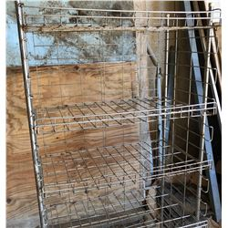 "WIRE SHELF - 18"" X 30"" X 60"""