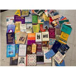 LOT OF RELIGIOUS BOOKS