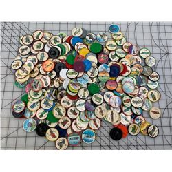 LOT OF VINTAGE JELLO COLLECTOR WHEELS