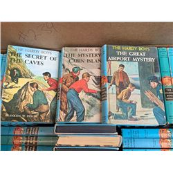 HUGE HARDY BOYS BOOKS LOT NUMBERS 1 to 47 EXCLUDING #27