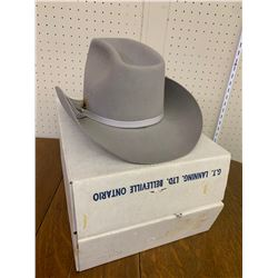 LANNING COWBOY HAT WITH BOX