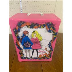 VINTAGE BARBIE DOLL TRUCK AND BARBIE CLOTHES
