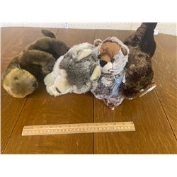 WEBKINZ AND OTHER PLUSH TOYS