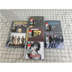 LOT OF 7 SEALED THE DOORS CDS
